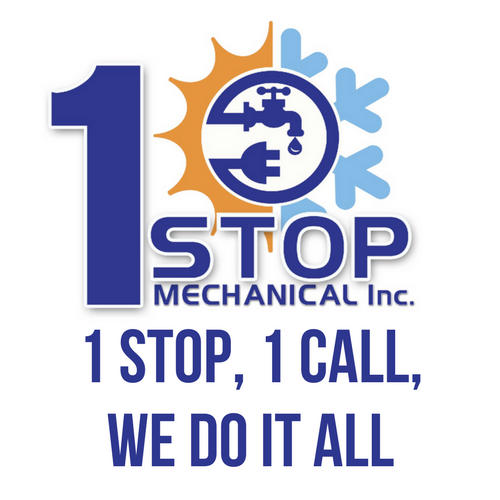 1 Stop Mechanical | Plumbing, HVAC, & Electrical | Serving Northern Virginia